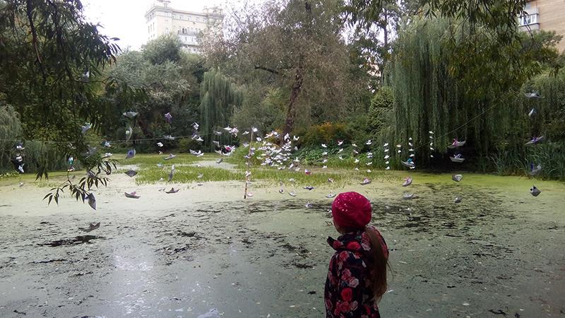 Основной пруд