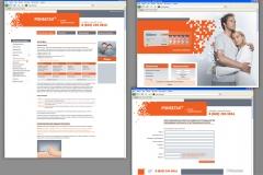 Сайт о Ронбетале (Biocad)