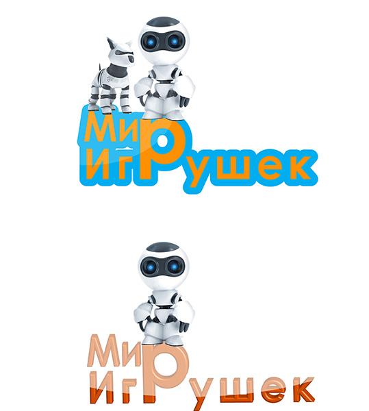 Логотип Мир Игрушек