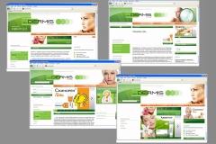 Сайт о здоровье кожи Bayer