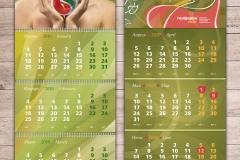 Квартальный календарь Biocad