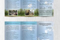 Евробуклет для городских социальных проектов ДО