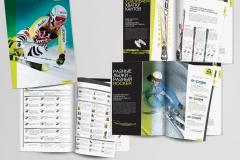 Каталог лыжных и хоккейных товаров  Fisher