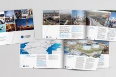 Рекламный буклет Каспийский Трубопроводный Консорциум