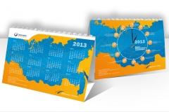 Настольный календарь СК Транснефть