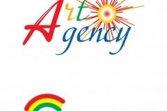 Логотип ArtAgency
